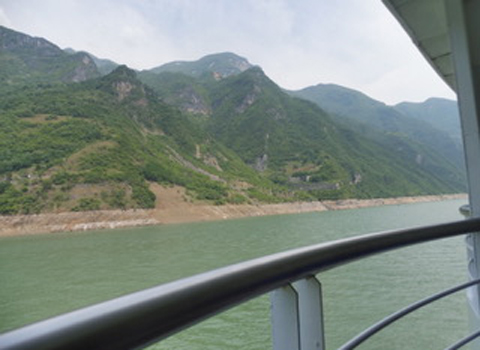 Beautiful Landscape of Yangtze River Photoed by Karen
