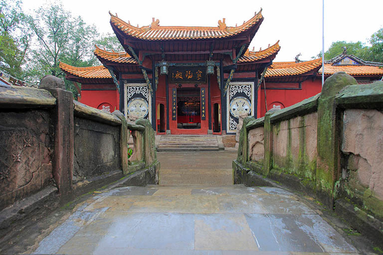 Fengdu Ghost City Attraction