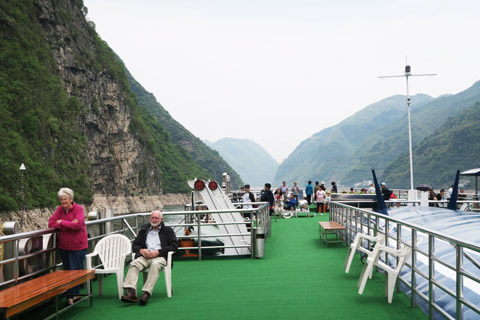 Yangtze River Cruise Activity