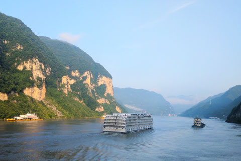 Yangtze River Cruise - Three Gorges