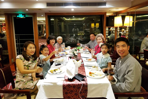 Yangtze River Cruise - Dinner Onboard