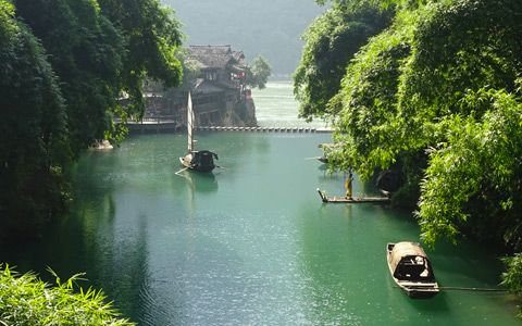 Yangtze River Cruise Visiting