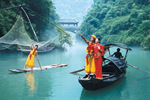 Three Gorges local's performance