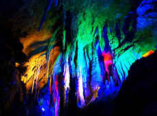 Tribe of the Three Gorges Shadow-Play Cave