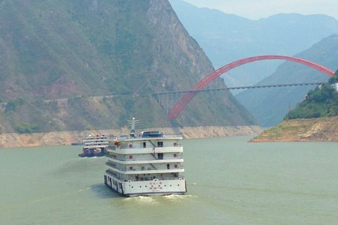 Yangtze River Cruise Sightseeing