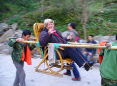 Wulong Tour Experience