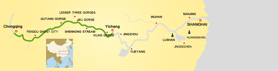 Yangtze River Cruise Routes Comparison