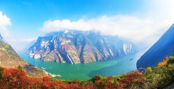 Three Gorges Cruise