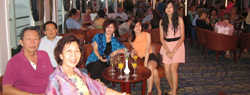 our customers on yangtze cruise