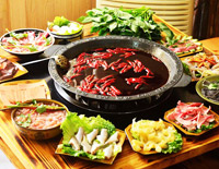 Sichuan Local Cuisine - Hotpot