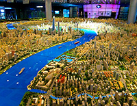 See the Future of Shanghai in Urban Planning Exhibition Center