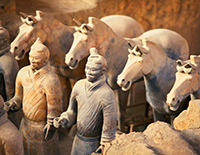 Terracotta Warriors and Horses, the Eighth Wonder of the World