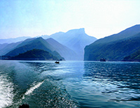 Beautiful & Tranquil Yangtze River