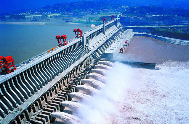 an analysis of the largest project called chinas three gorges dam The three gorges (chinese: 三峡 pinyin: sānxiá) are three adjacent gorges along the middle reaches of the yangtze river, in the hinterland of the people's republic of china with a subtropical monsoon climate, they are known for their scenery.