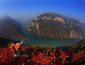Three Gorges fantastic scenery