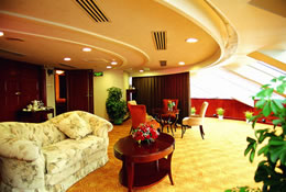Super Deluxe Suite on Yangtze River Cruise Ship
