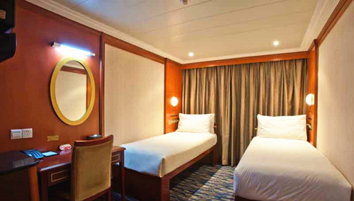 Yangtze Cruise Ship Rooms Accommodation Tips - Cruise ship cabin pictures