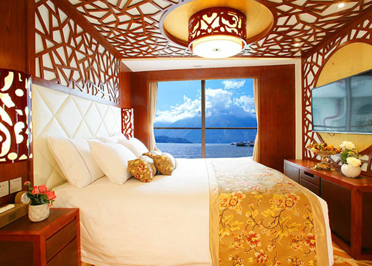Presidential Suite of Century Cruises