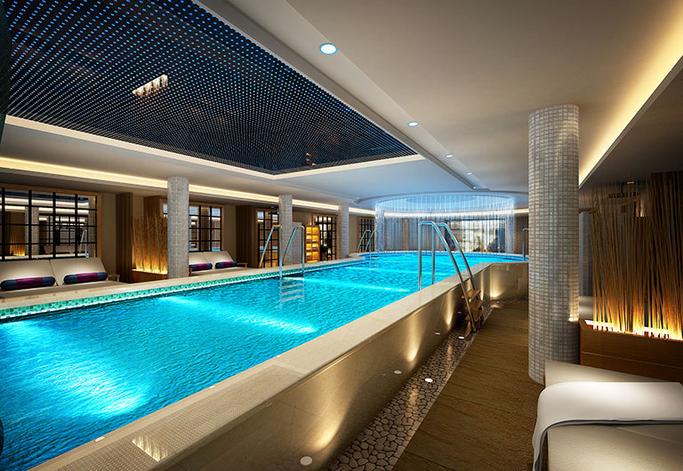 Swimming Pool on Century Cruises