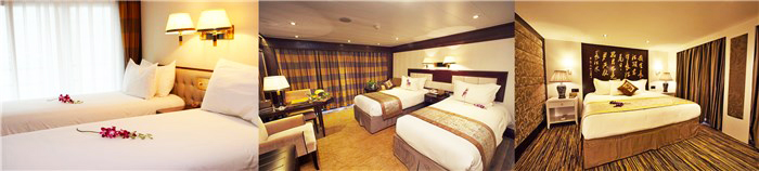 Choose Yangtze River Cruise Cabins - Victoria Cruise Cabins