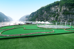 Golf Course on Yangtze Gold 7