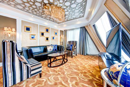 Presidential Suite on Yangtze Gold 8