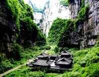 Wulong Natural Three Bridges