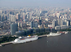 Shanghai Port International Cruise Terminal