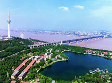 Wuhan Yangtze River Bridge