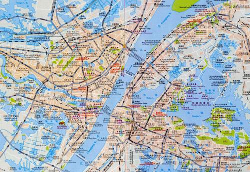 Index of assetsimagesdestinationswuhanmaps wuhan city map 500g gumiabroncs Choice Image