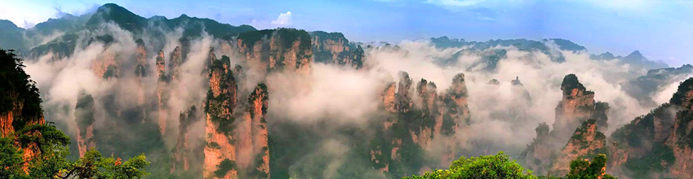 10 Days Xian Zhangjiajie Yangtze River Cruise Upstream Tour