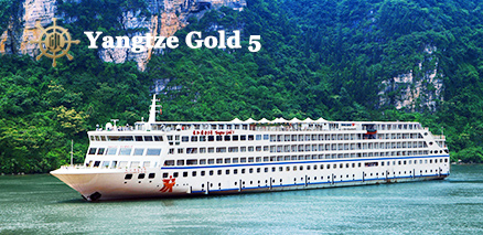 Yangtze Gold 5 Cruise