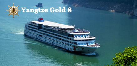 Yangtze Gold 8 Cruise