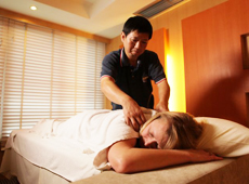 Yangtze River Cruise Services - Massage Service