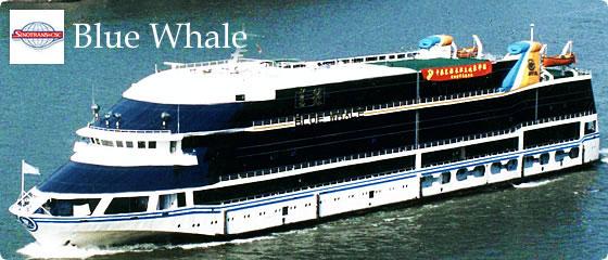 Blue Whale Cruise Blue Whale Yangtze Cruise Ship - Cruise ship whale