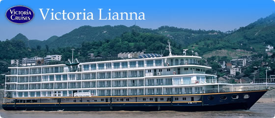 victoria cruises china reviews