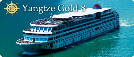 Yangtze Gold 8 Cruise Ship