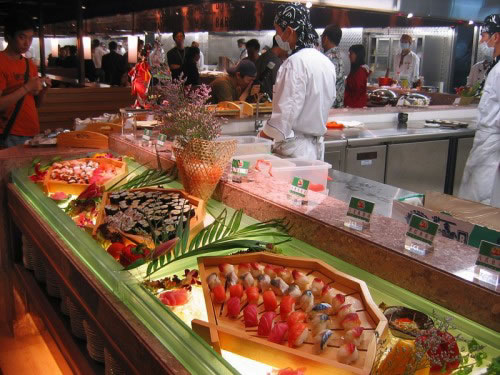 1000 images about cruise ship buffets on pinterest food for Cruise ship with best food