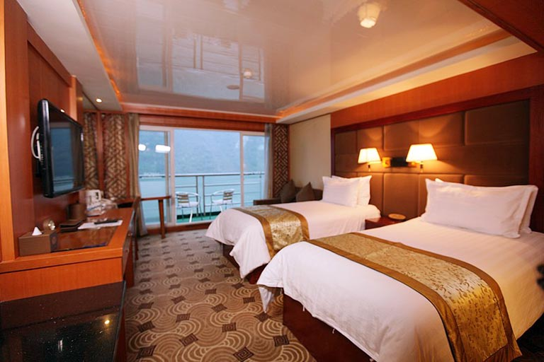 Clean and Comfortable Staterooms