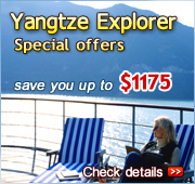 Yangtze Explorer Special Offer