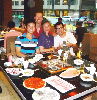 China Tour Dining & Food
