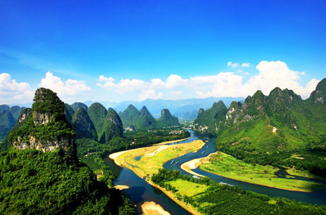 Guilin Yangtze Cruise