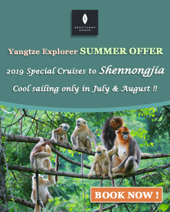 Yangtze Explorer Summer Offer 2019